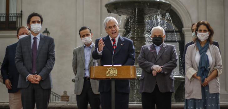 Piñera promulga ley Fogape que impulsa créditos a Pymes con garantías del Estado