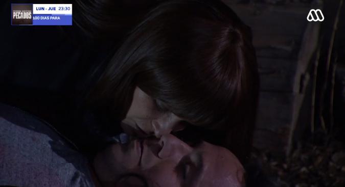 Marco y Eliana, muerte