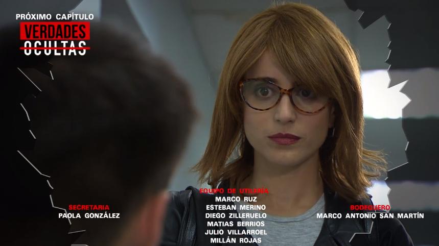 """Reina del camuflaje"""": Rocío y su nuevo look de infiltrada en ..."""