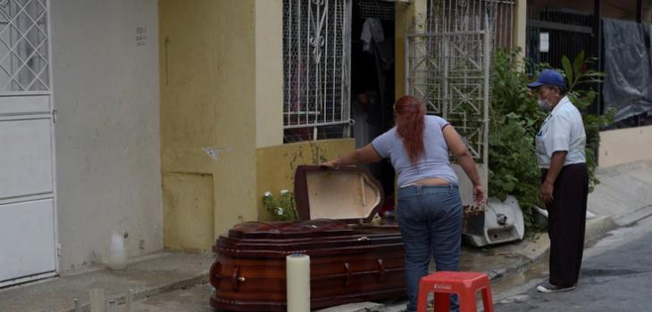 imágenes evidencian crítica situación que vive Ecuador por COVID-19