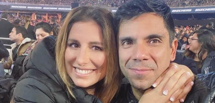 Revelan el sexo del bebe de Fran Sfeir y Juan Pablo Queraltó