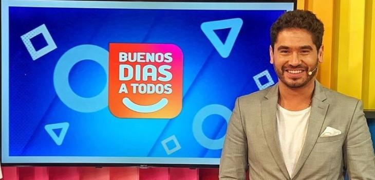 Gino Costa por salida de Hugo Valencia y Chiqui Aguayo de TVN
