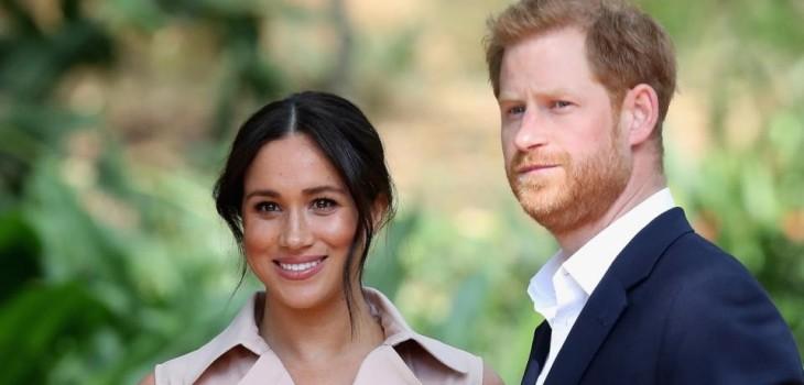 Príncipe Harry cuenta cómo ha pasado la cuarentena en Estados Unidos junto a Meghan y Archie