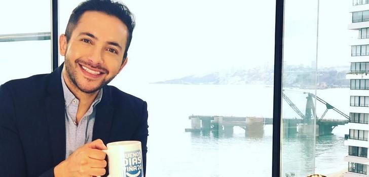 El descargo de Hugo Valencia tras ser despedido de TVN