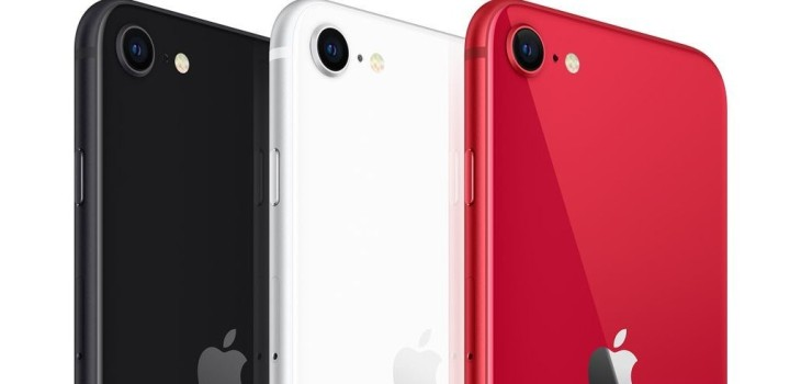 Apple lanza su iPhone SE 2020