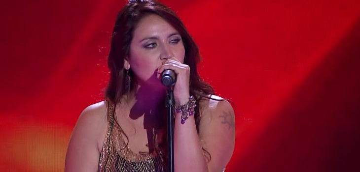 the voice chile karin caceres