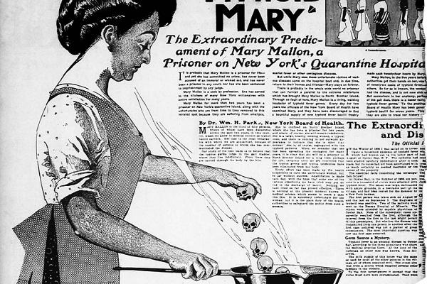 mary mallon en new york american
