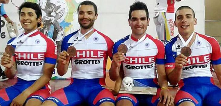 Ciclista chileno sancionado lanzó grave acusación sobre la disciplina