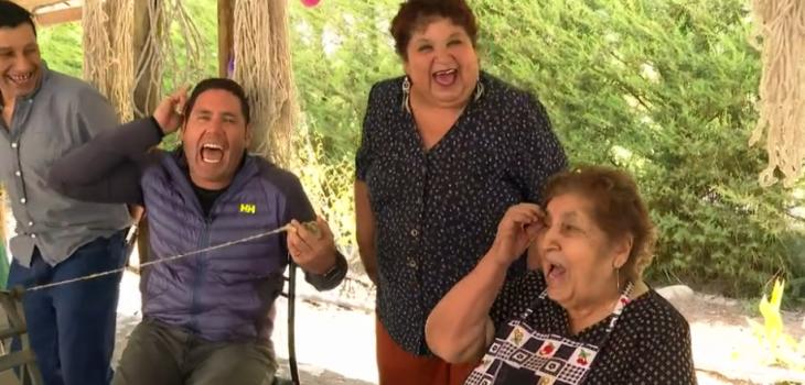 la divertida confusión que sufrió Pancho Saavedra en Lugares que hablan