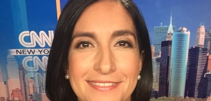 Paz González dejó de ser corresponsal de CNN