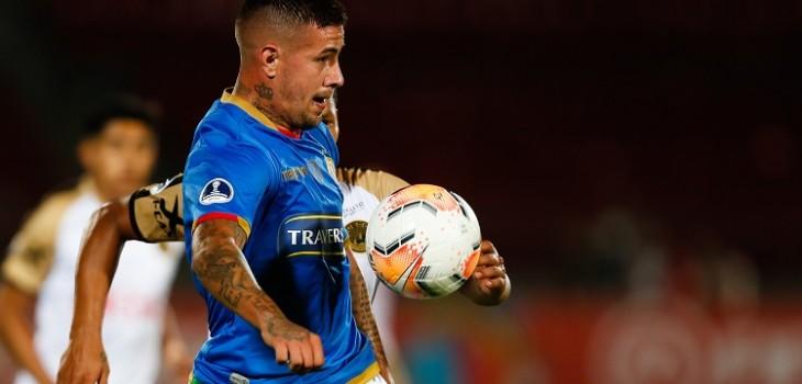 Futbolista Rodrigo Holgado quedó en prisión preventiva tras fatal accidente vehicular en La Cisterna