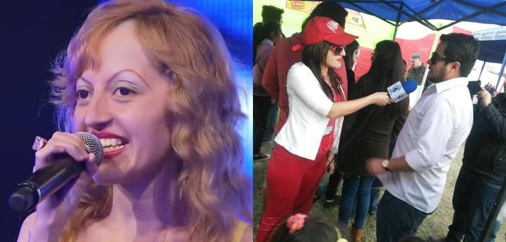 la nueva vida de Raquel Castillo como reportera en Perú