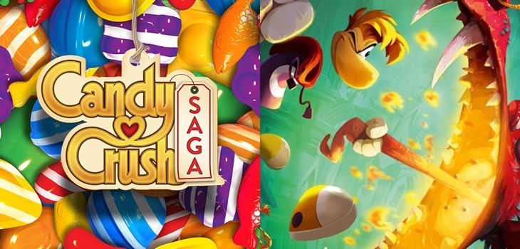 Candy Crush ofrece vidas gratis y Ubisoft regala estos juegos