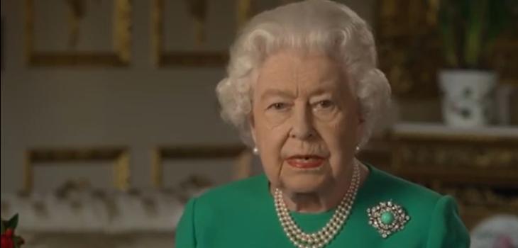 Reina Isabel II discurso por coronavirus