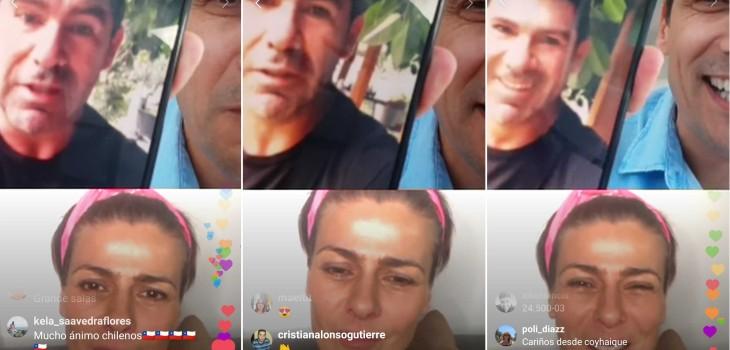 Transmisión en vivo de Rafa Araneda
