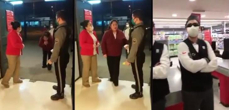 viral de supermercado por covid-19