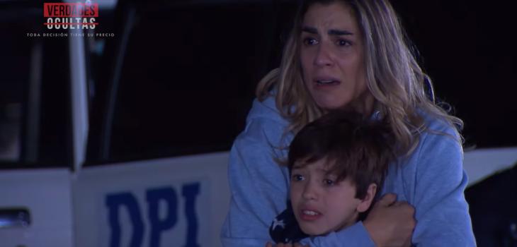actuación de Carmen Zabala en trágica escena de Marco ganó ovación de televidentes