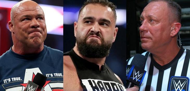 Despidos en WWE deja en shock a industria de la lucha libre