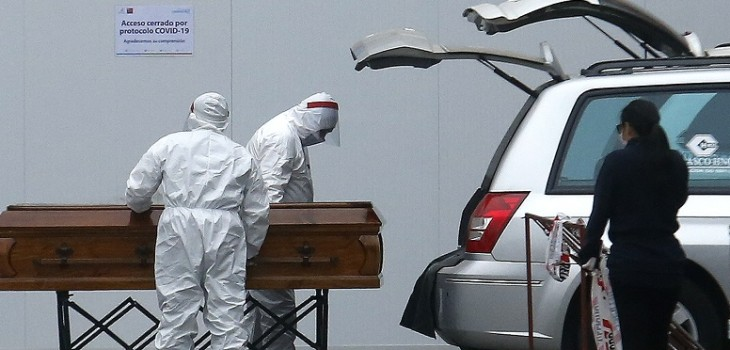Hospital de Antofagasta confirmó confusión en entrega de cuerpos de dos víctimas por COVID-19