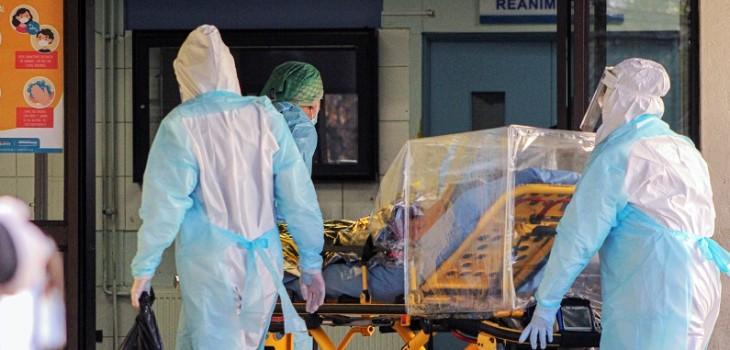 Casos de coronavirus en Chile llegan a 77.961
