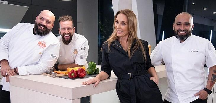 Karen Doggenweiler y Cocina Fusión