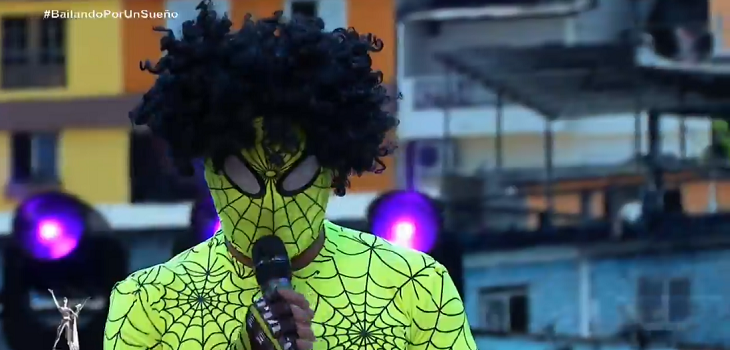 Sensual Spiderman se reconcilió con su familia en medio de la pandemia