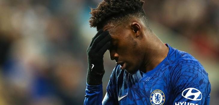 Futbolista del Chelsea Hudson-Odoi fue detenido tras ser acusado de violación por una modelo