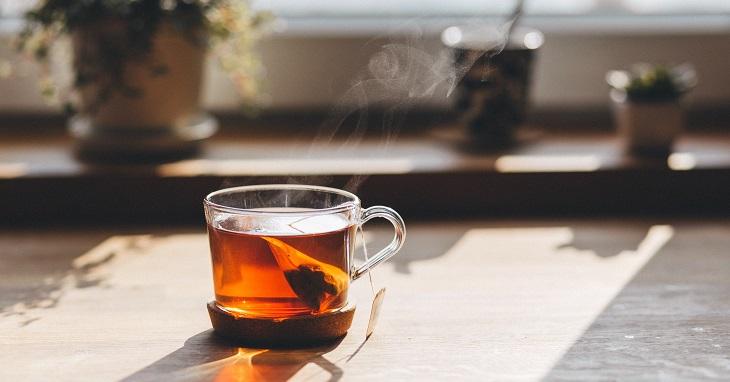 Té, infusión, bebida caliente