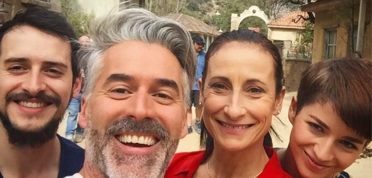 Carlos Díaz critica trato que le dio Canal 13 a Río Oscuro