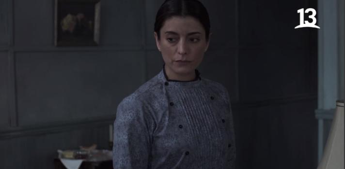Daniela Lhorente cuenta detalles de su rol en 'Helga y Flora'