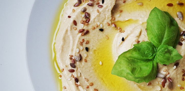 Hummus de garbanzos | Pixabay (CC)
