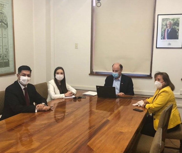Diputada Flores presentó orden médica para no ir al Congreso pero mantuvo sus actividades en terreno