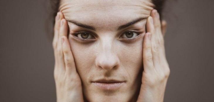 consejo para evitar tocarse la cara