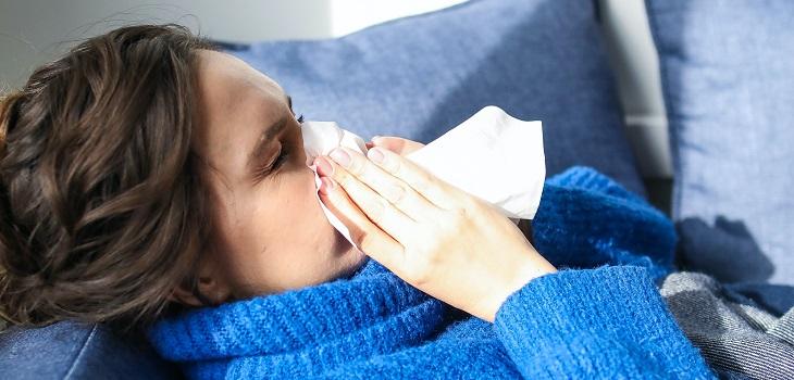 Virus, enfermo, COVID-19