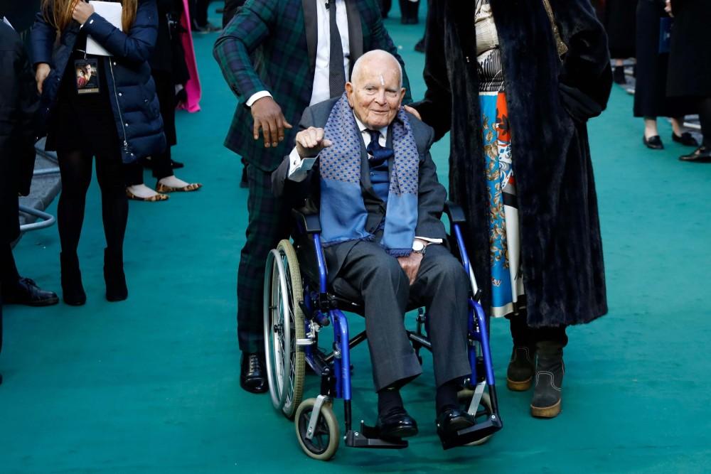 A los 88 años fallece Ian Holm, recordado por su rol como Bilbo Bolsón en 'El Señor de los Anillos'