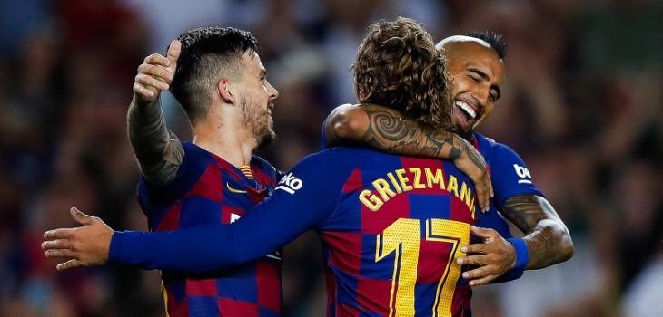 Arturo Vidal vuelve a la cancha: anuncian horarios de partidos en el regreso de la liga española