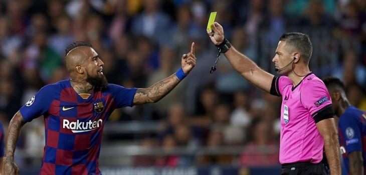 ¿Se va de Barcelona? En España afirman que Arturo Vidal no se moverá del Camp Nou