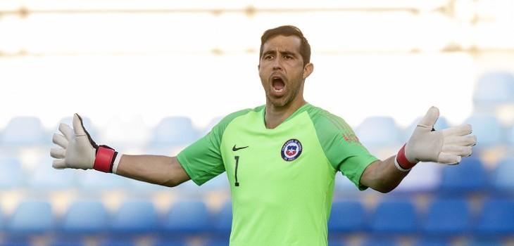 Claudio Bravo suena fuerte para tomar lugar del lesionado Muslera en Galatasaray