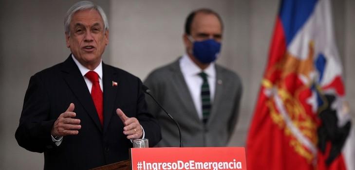 Protocolo si presidente Piñera contrae COVID-19