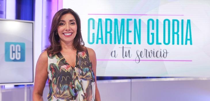 Carmen Gloria a tu servicio tendrá programa especial