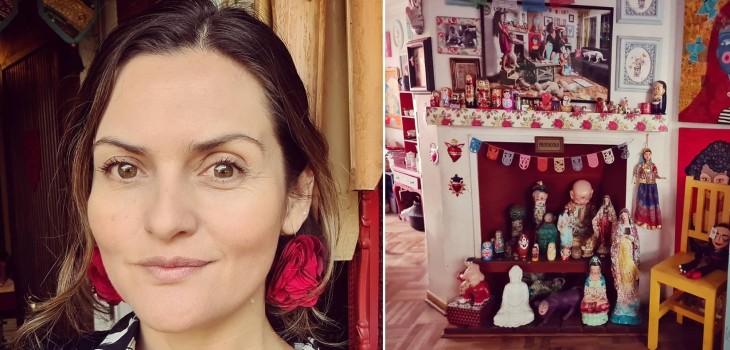 Connie Achurra cuenta cuánto tarda en limpiar su casa