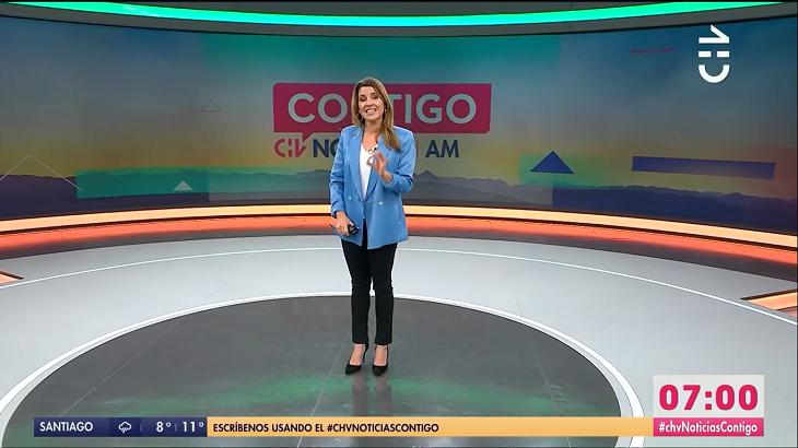 Contigo Chilevisión Noticias AM | CHV