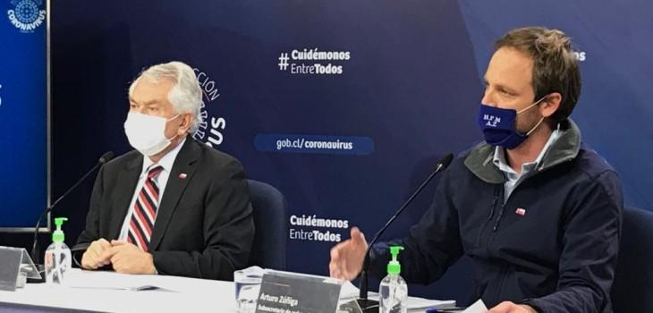 Chile alcanza récord en cifra de fallecidos diarios por COVID-19 con 252