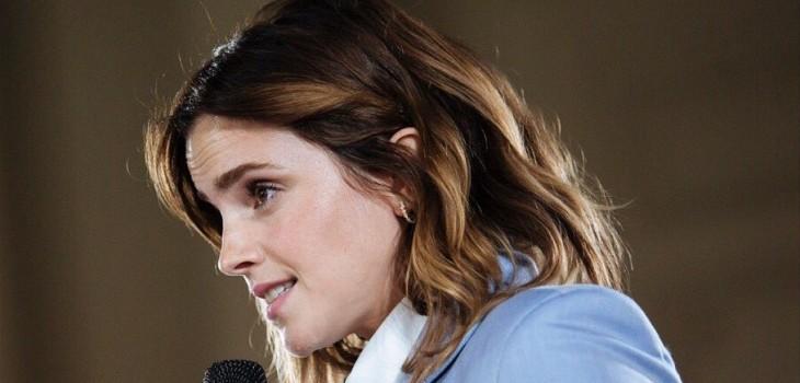 Emma Watson criticada por marco blanco en post contra racismo