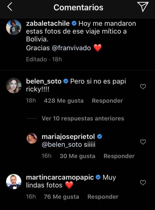 Instagram   Jorge Zabaleta