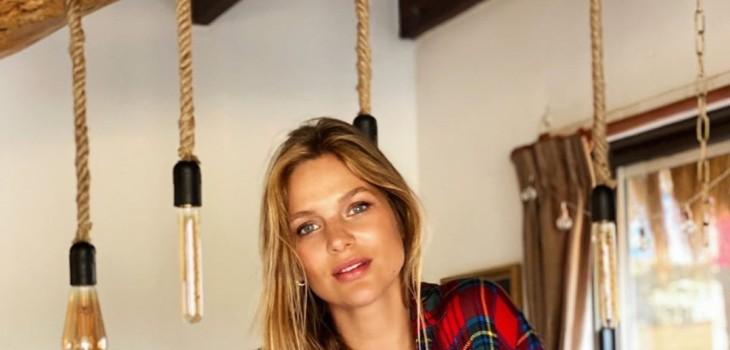 Mayte Rodríguez trabaja con madera