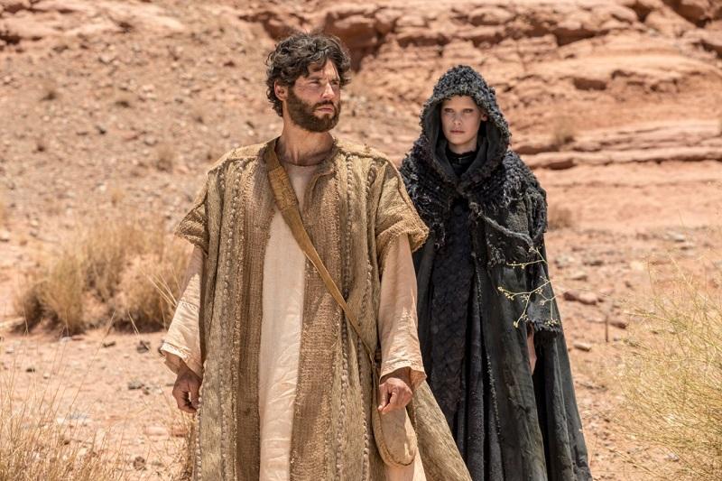 Chilevisión define la fecha de estreno de su nueva teleserie 'Jesús'
