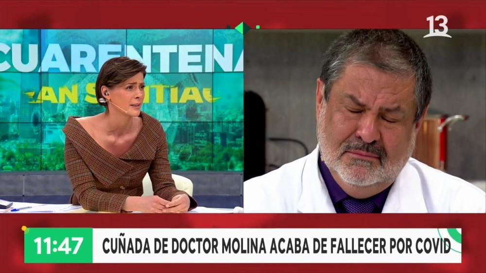 dr molina en bienvenidos