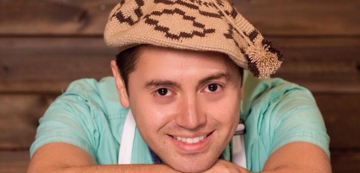 Andrés Bravo de Masterchef