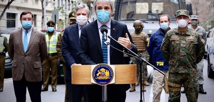 Anuncian plan especial para fiscalizar normas sanitarias durante el fin de semana largo en la RM